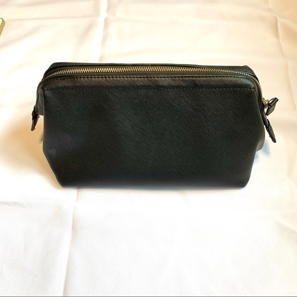Other - Black Toiletry Bag, Travel Pouch